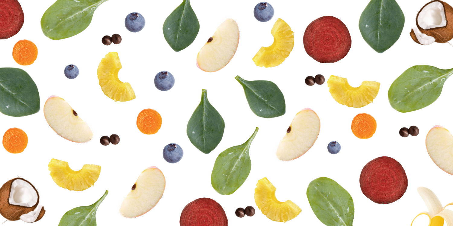 Fruit & Veggie Background